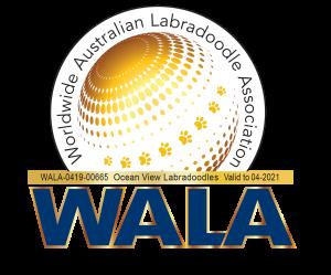 Worldwide Australian Labradoodle Association logo